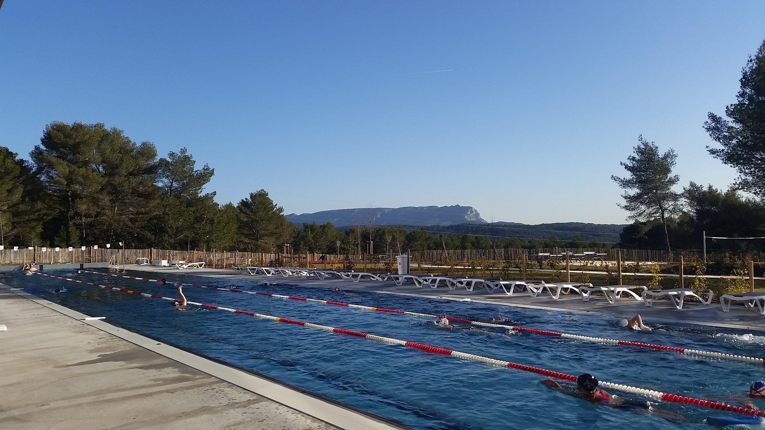 Centre Aquatique Sainte Victoire (Venelles) : 2020 Ce Qu'il ... dedans Piscine De Venelle