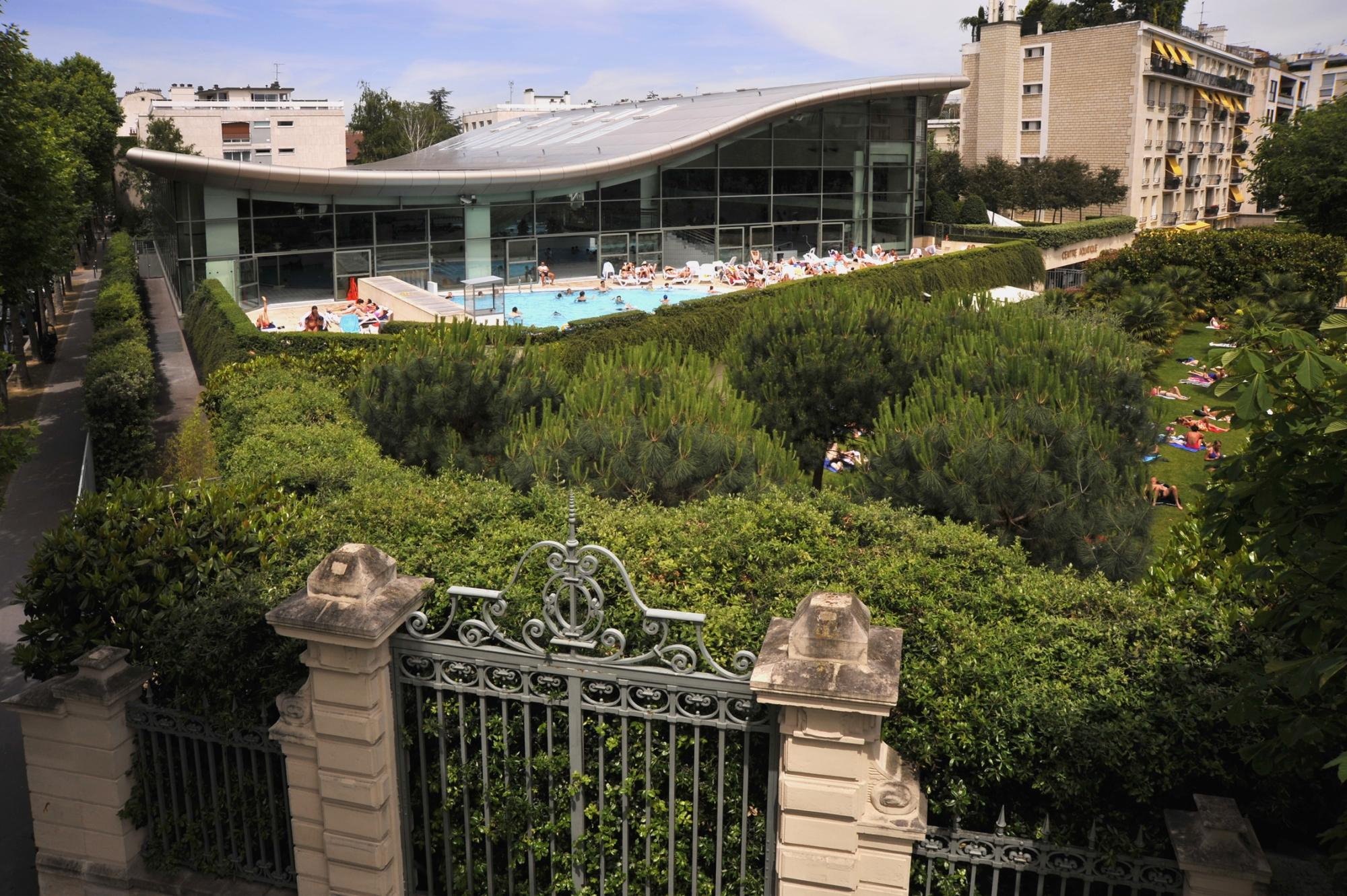 Centre Aquatique | Site Officiel De La Ville De Neuilly-Sur ... dedans Neuilly Sur Seine Piscine