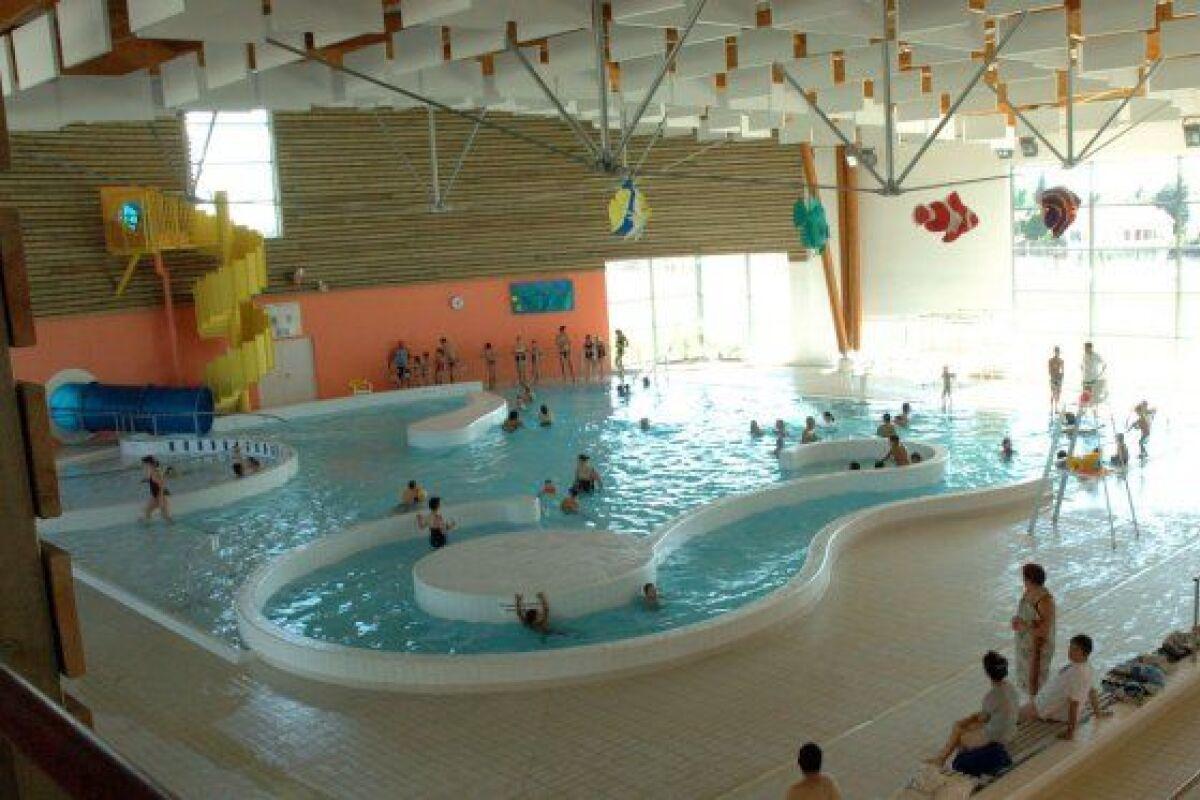 Centre Nautique Toboggan - Piscine À Alès - Horaires, Tarifs ... avec Piscine Alès