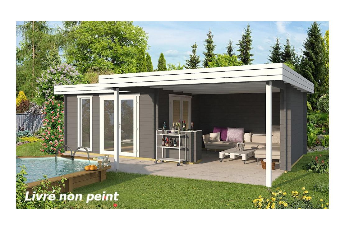 Chalet+De+Jardin - dedans Abri De Jardin Belgique Tournai
