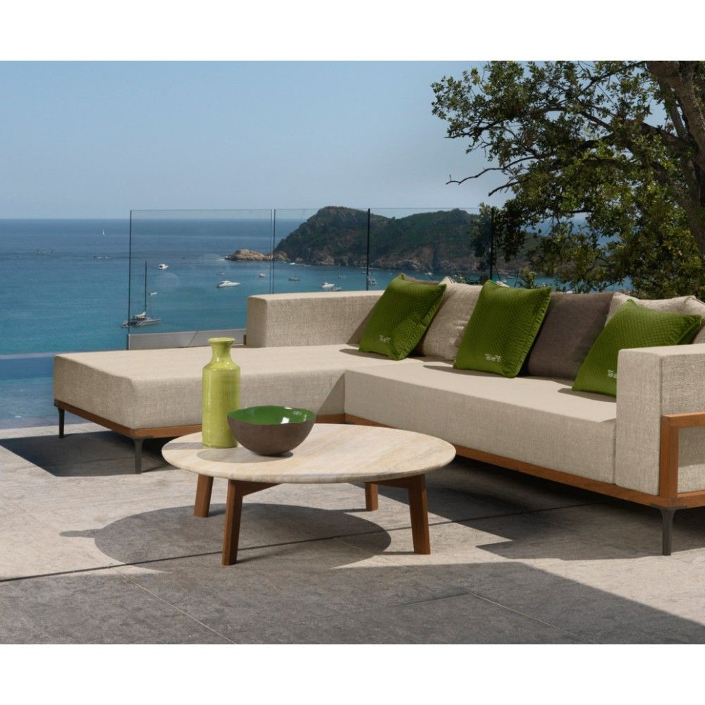 Cleo Coffee Table, Contemporary Outdoor Furniture Design At ... pour Canape Cleo But