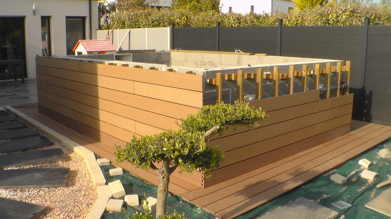 Comment Construire Sa Piscine Hors Sol, How To Build Your Aboveground Pool  (2Eme Partie) avec Fabriquer Sa Piscine