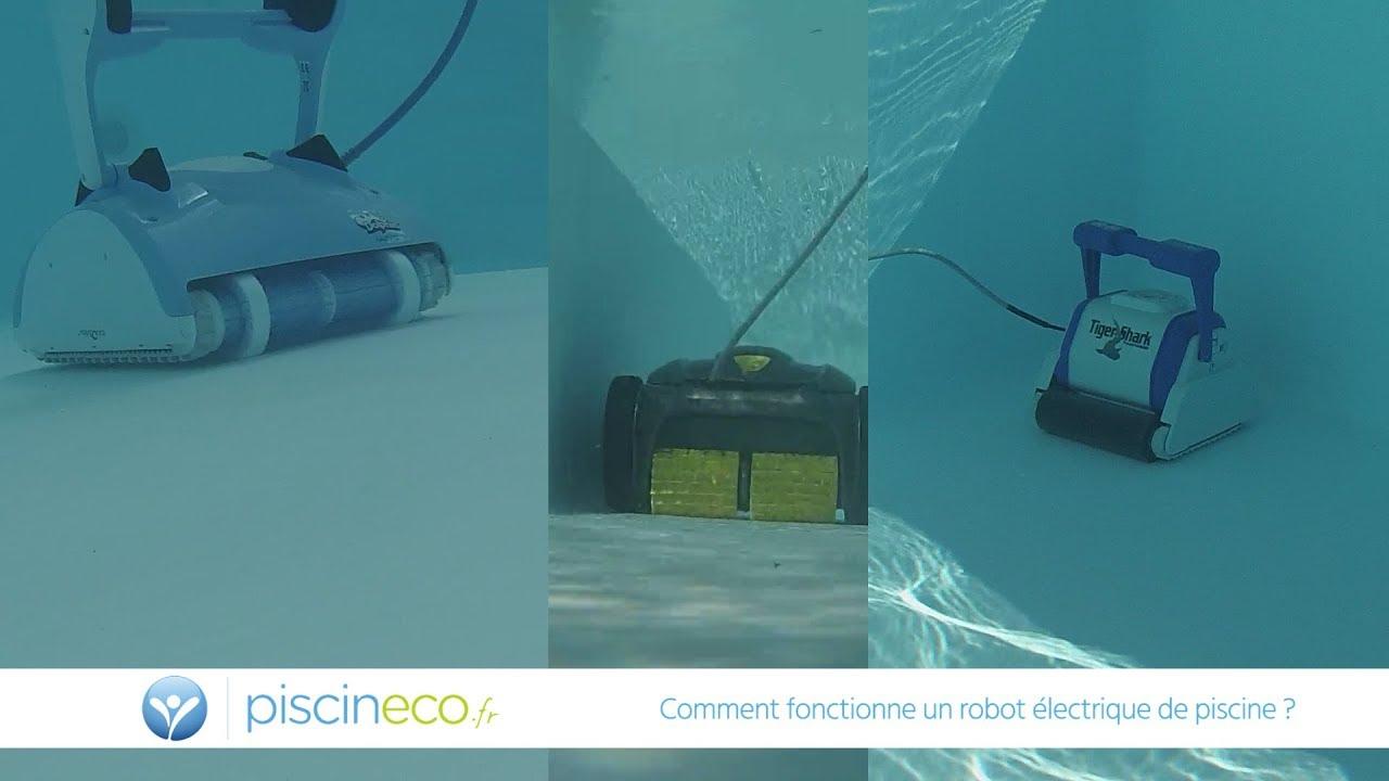 Comparatif Des Robots Électriques De Piscine - Maj 2020 à Comparatif Robot Piscine Electrique