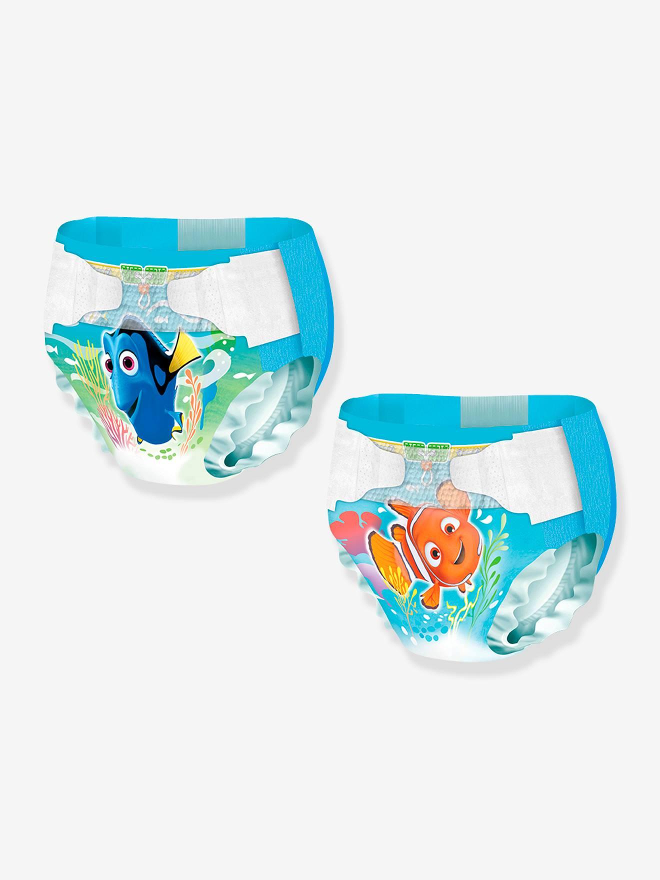 Couche De Piscine Jetable Huggies Little Swimmers, Taille 5-6, Lot De 11 -  Dory destiné Couche Piscine Jetable