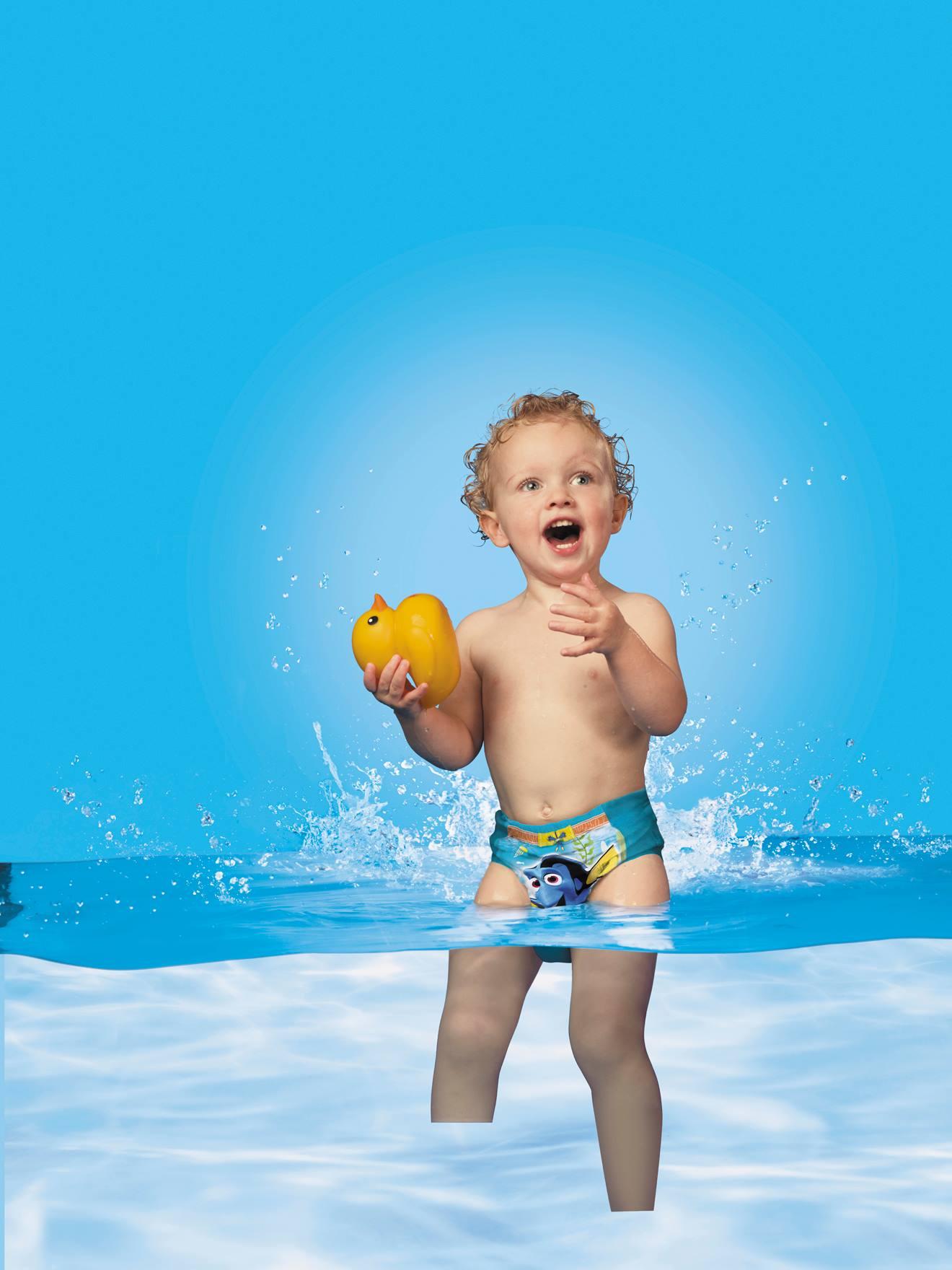 Couche De Piscine Jetable Huggies Little Swimmers, Taille 5-6, Lot De 11 -  Dory encequiconcerne Couche Piscine Jetable