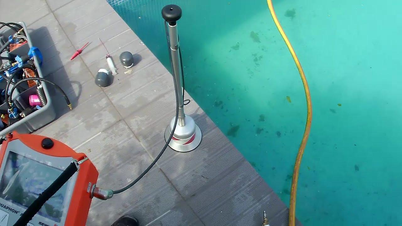 Détecter Une Fuite D'eau Dans Une Piscine intérieur Colorant Pour Detecter Fuite Piscine