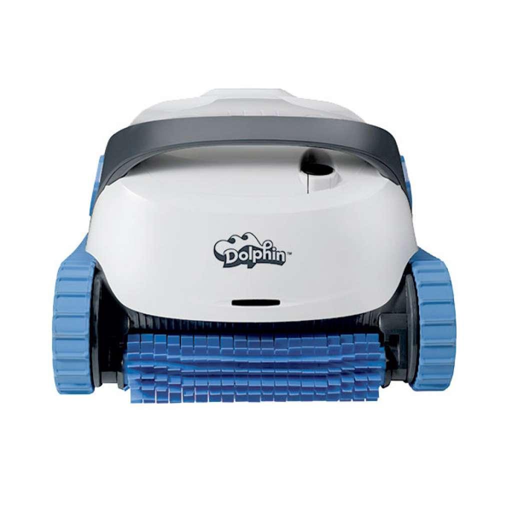 Dolphin S100 For Pool Vacuum | Poseidon intérieur Robot Piscine Dolphin S100