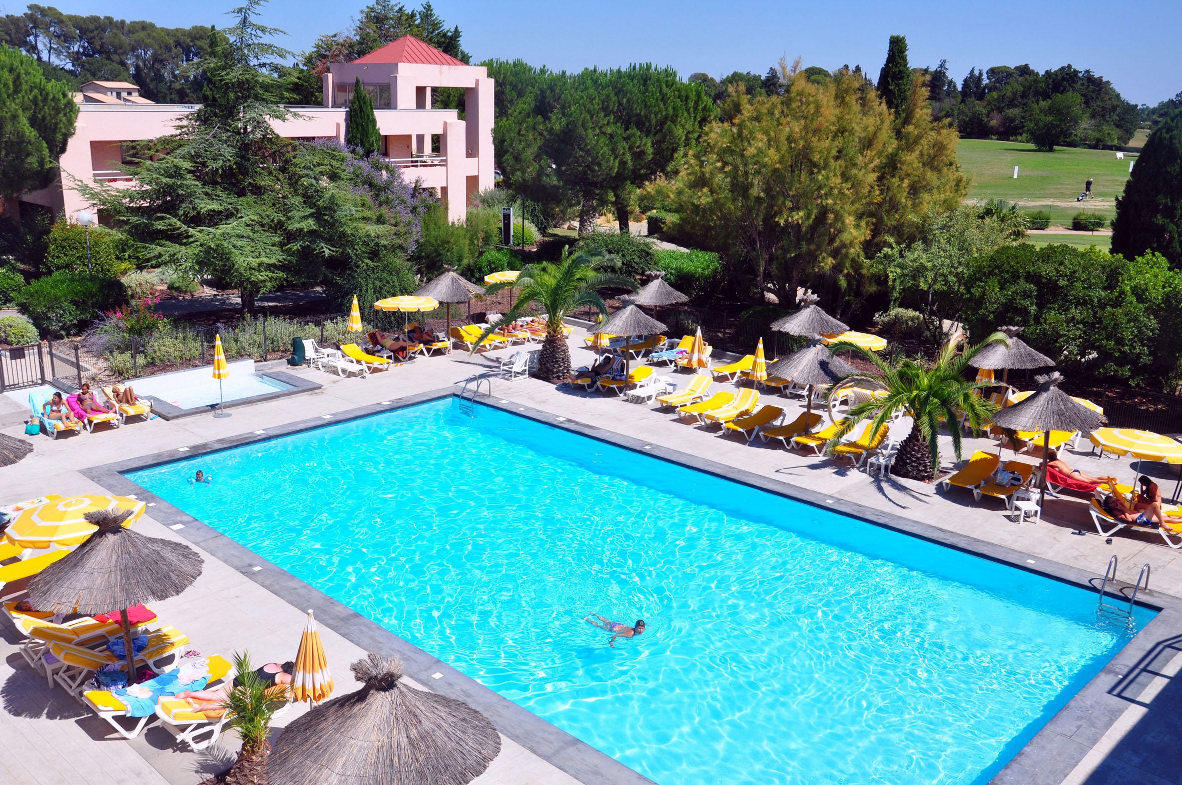 Domaine De Montpellier Massane - Hotel Spa, - Tourisme ... avec Hotel Avec Piscine Montpellier