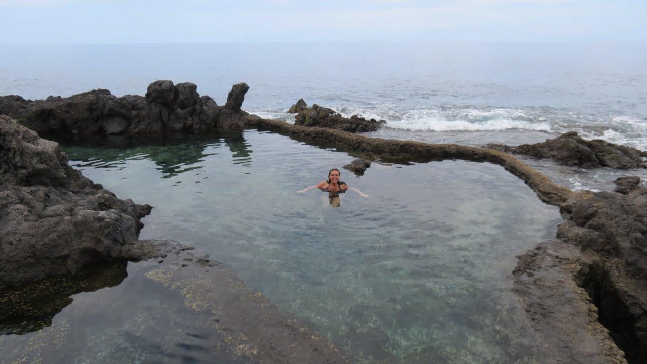 El Tablado - Piscina Natural / Natural Pool / Piscine Naturelle - Tenerife  - Canary Islands tout Piscine Naturelle Tenerife