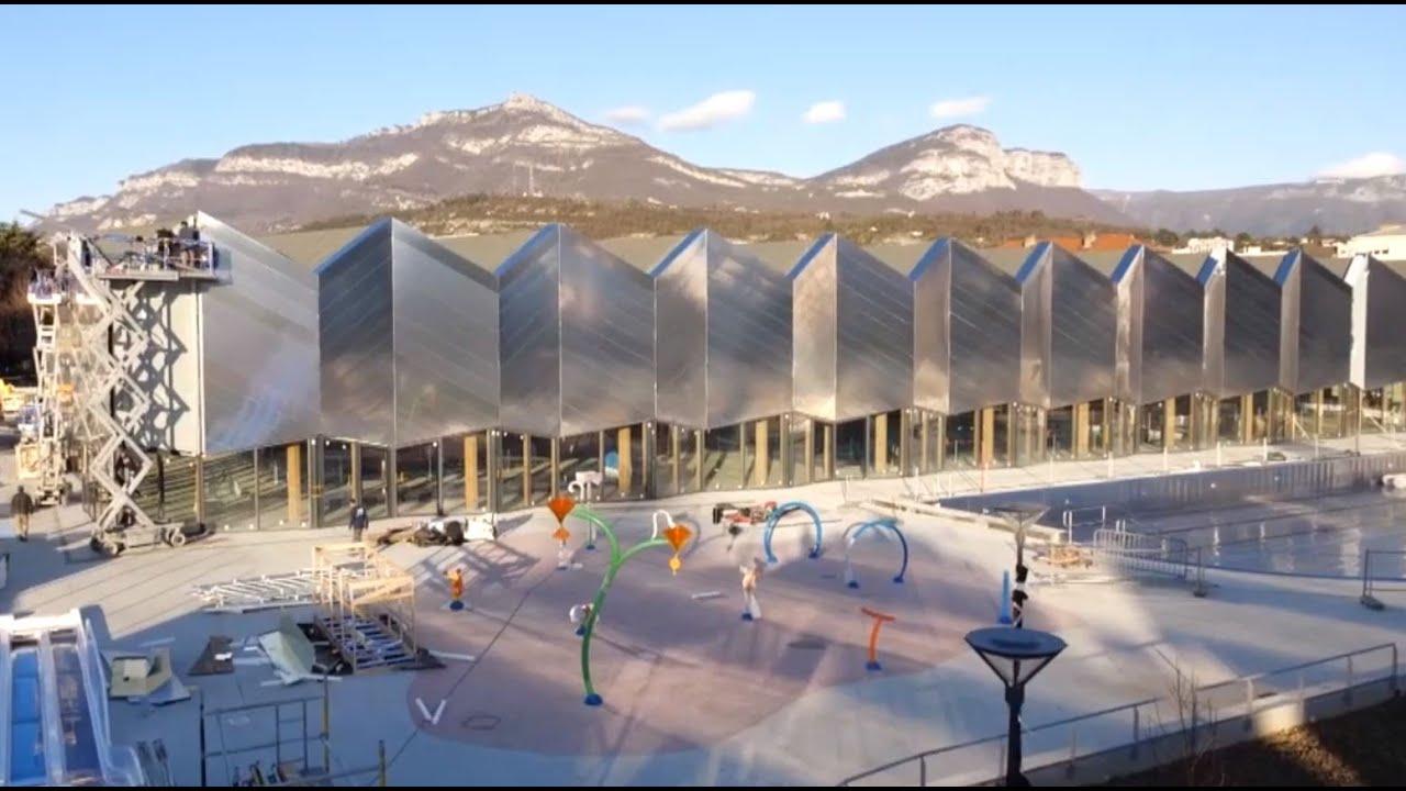 Emission Spéciale - Chambéry : Nouvelle Piscine Aqualudique Du Stade  Auvergne Rhône Alpes avec Piscine Chambéry