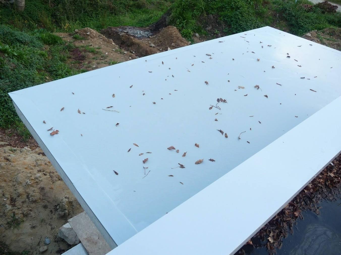 Etanchéité Toit-Terrasse Nantes (44) - Au Bac D'eau destiné Isolation Toit Terrasse Nantes