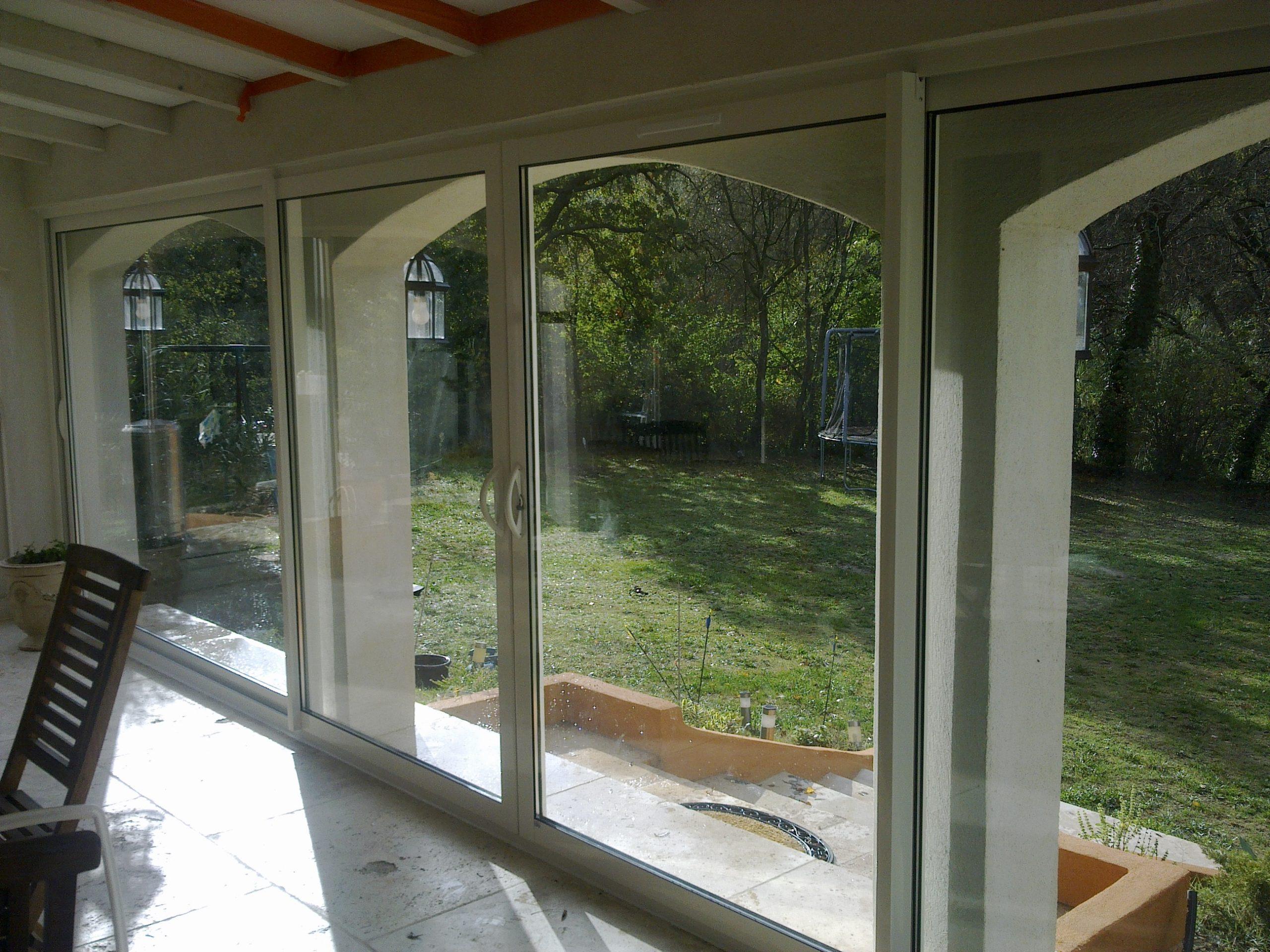 Fermeture De Terrasse Couverte Marseille - Technic Habitat avec Terrasse Couverte Fermée