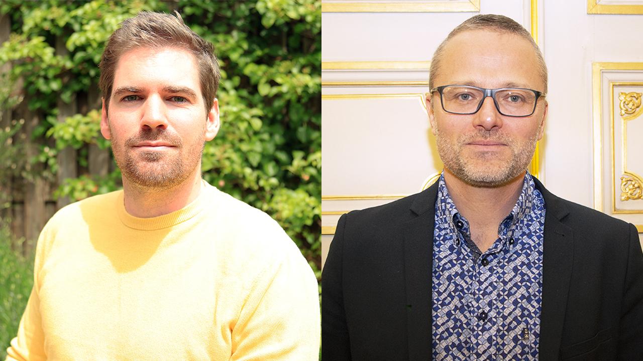 Florent Poux And Roland Billen, Winners Of The 2019 Jack ... destiné Florent Deliege