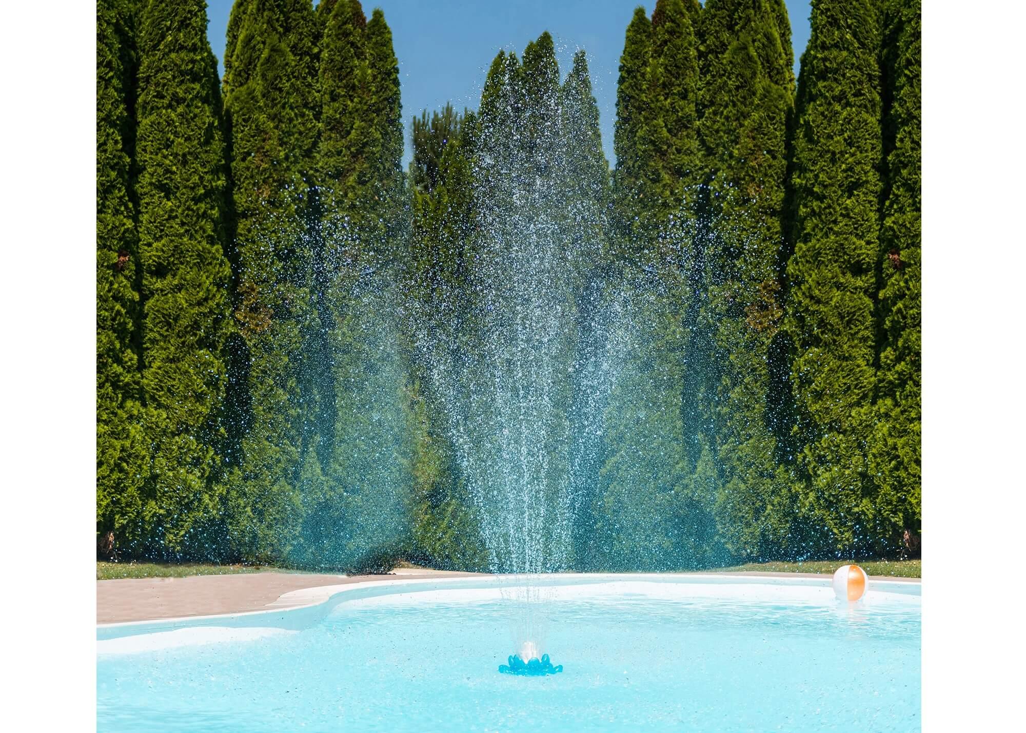 Fontaine Fleur destiné Fontaine Pour Piscine