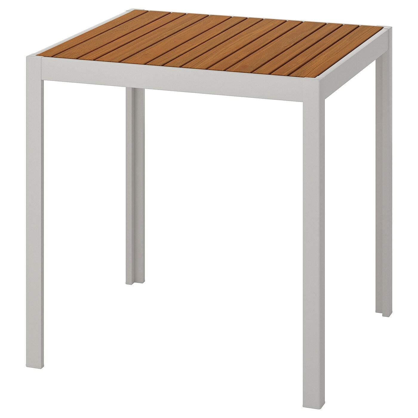 Garden Table - Wooden Garden Table - Outdoor Table - Ikea