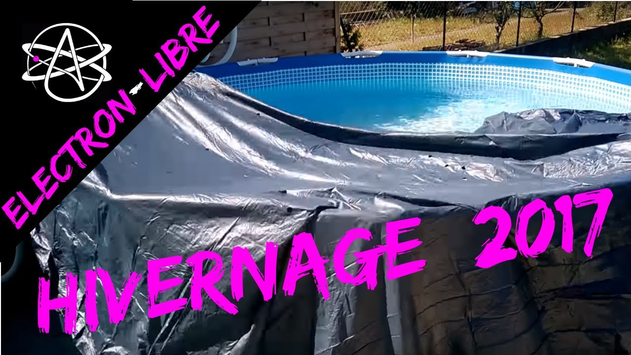 Hivernage Piscine Tubulaire Intex 2017 Filtre A Sable destiné Bache Piscine Intex 3.66 Tubulaire