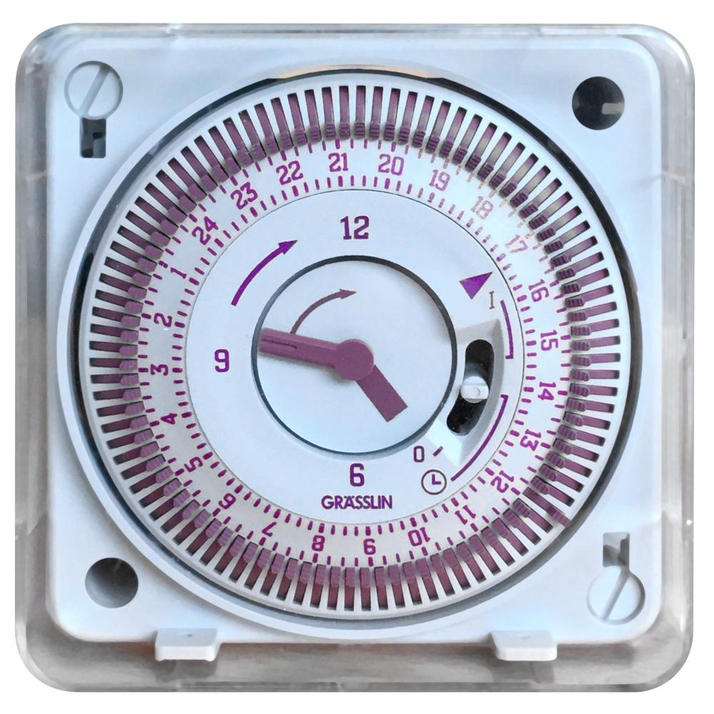 Horloge De Façade Tactic 111.2 Pour Coffret Électrique pour Programmateur Piscine