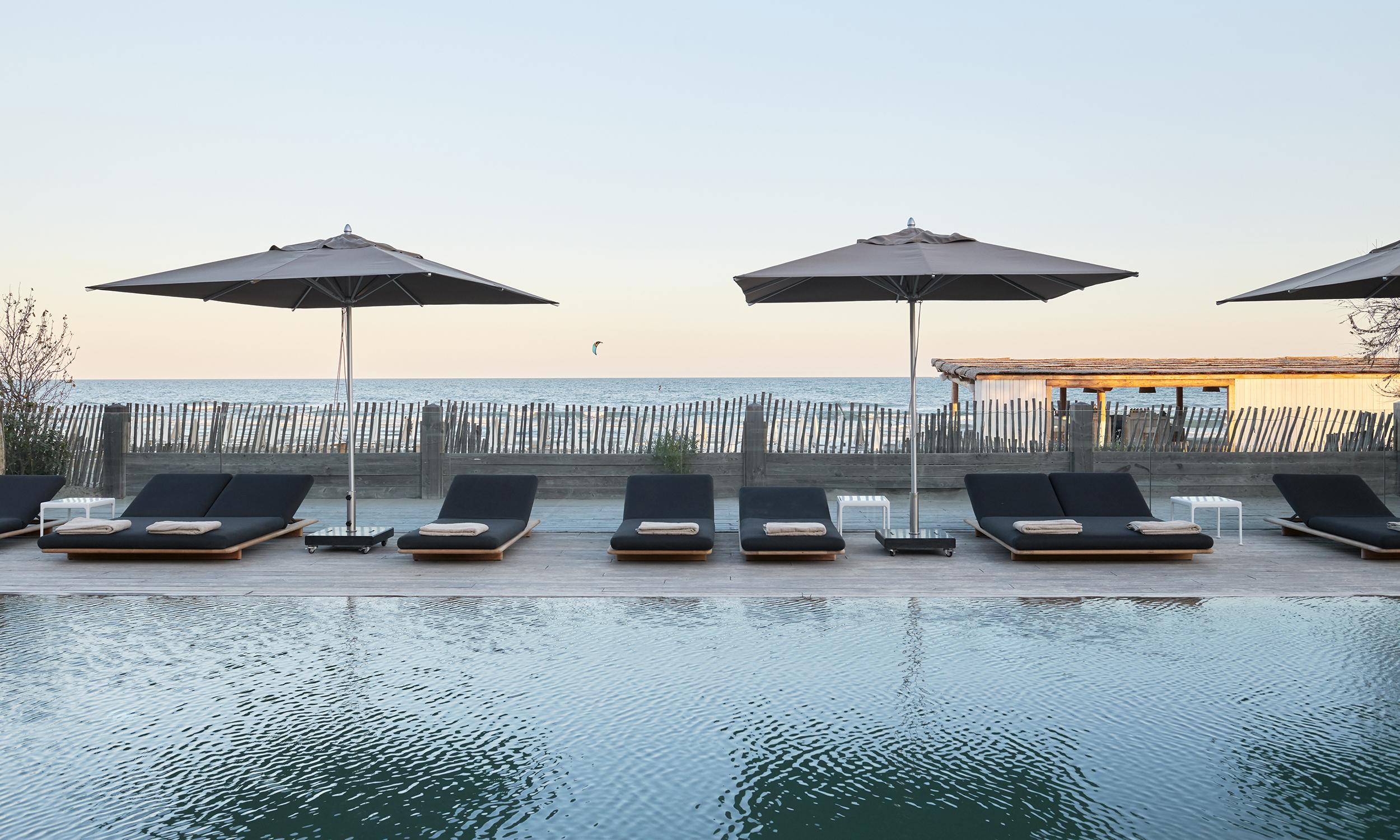 Hôtel 5 Étoiles Montpellier | Séjour Luxueux | Plage Palace intérieur Hotel Avec Piscine Montpellier