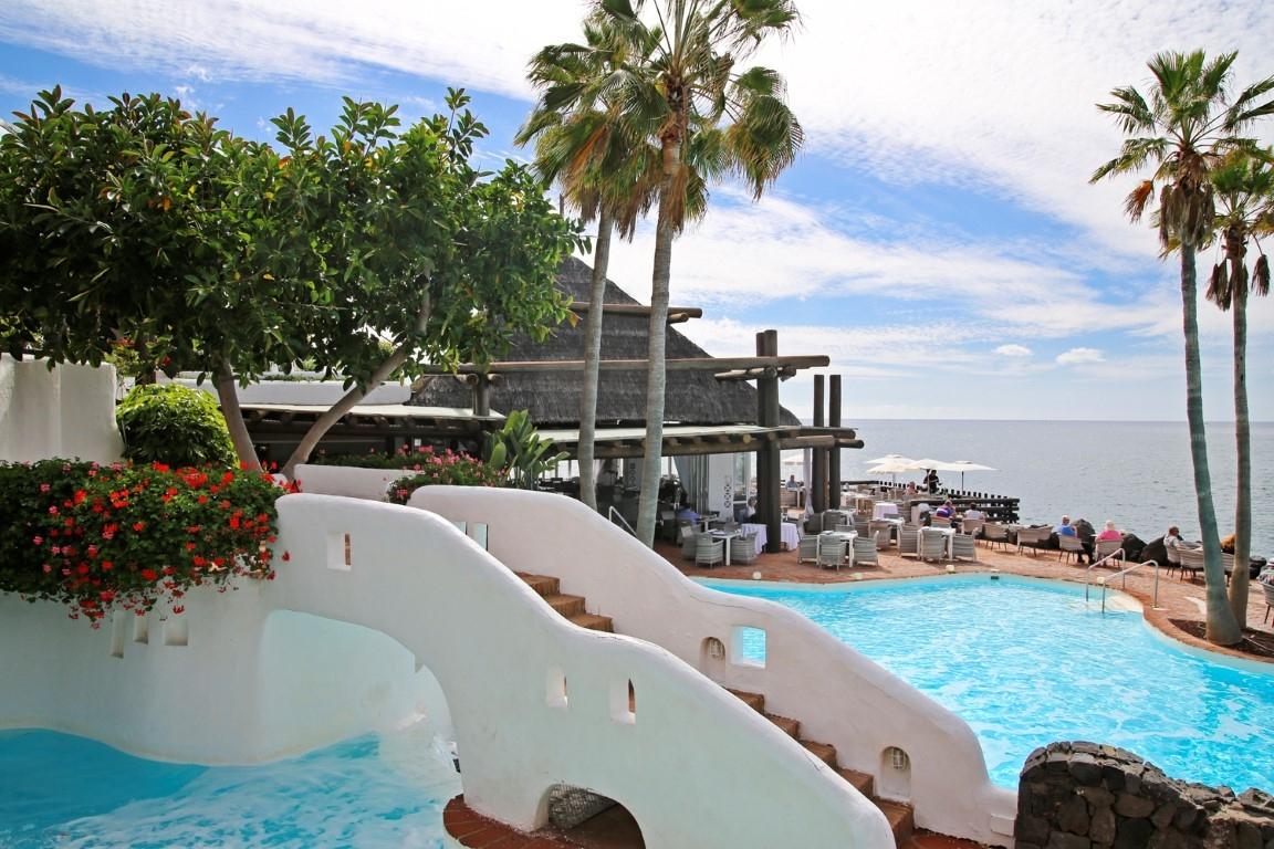 Hotel Jardin Tropical - Der Garten Eden Für Golfer Auf Teneriffa concernant Jardin Tropical Tui Tenerife