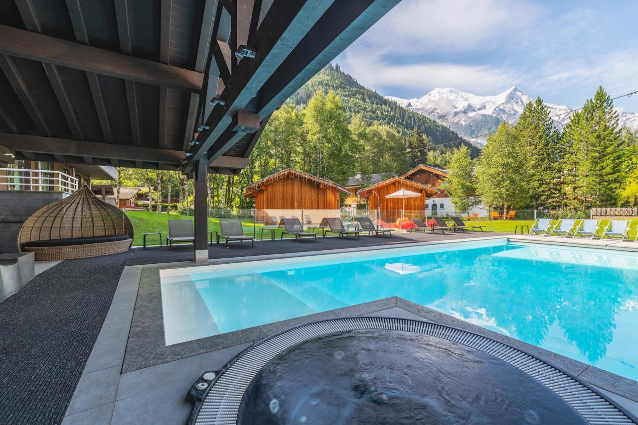 Hôtel Le Refuge Des Aiglons, Chamonix-Mont-Blanc – Tarifs 2020 à Chamonix Piscine