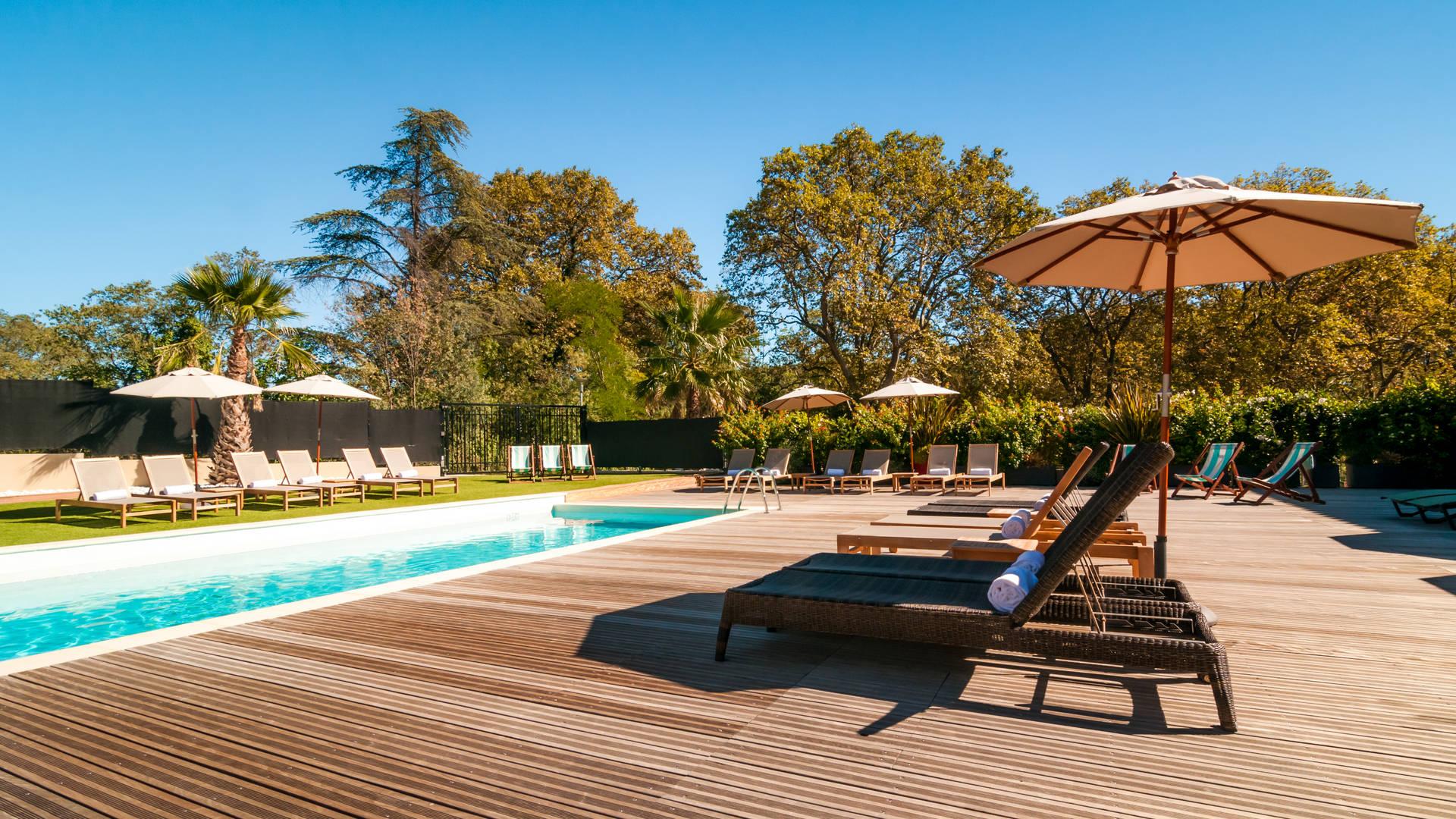Hôtel Spa De Fontcaude | Hôtel 4 Étoiles Juvignac Montpellier avec Piscine Plus Juvignac