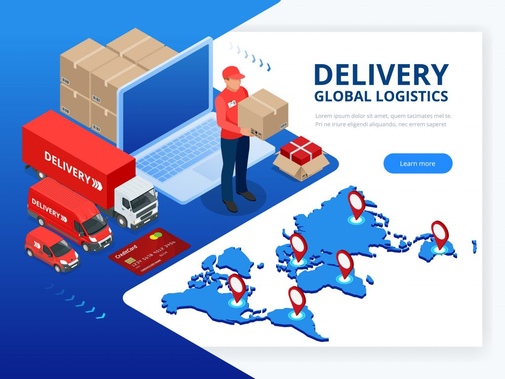 How Technology Is Influencing The Logistics Market - Haultail serapportantà Code Promo Piscine Market