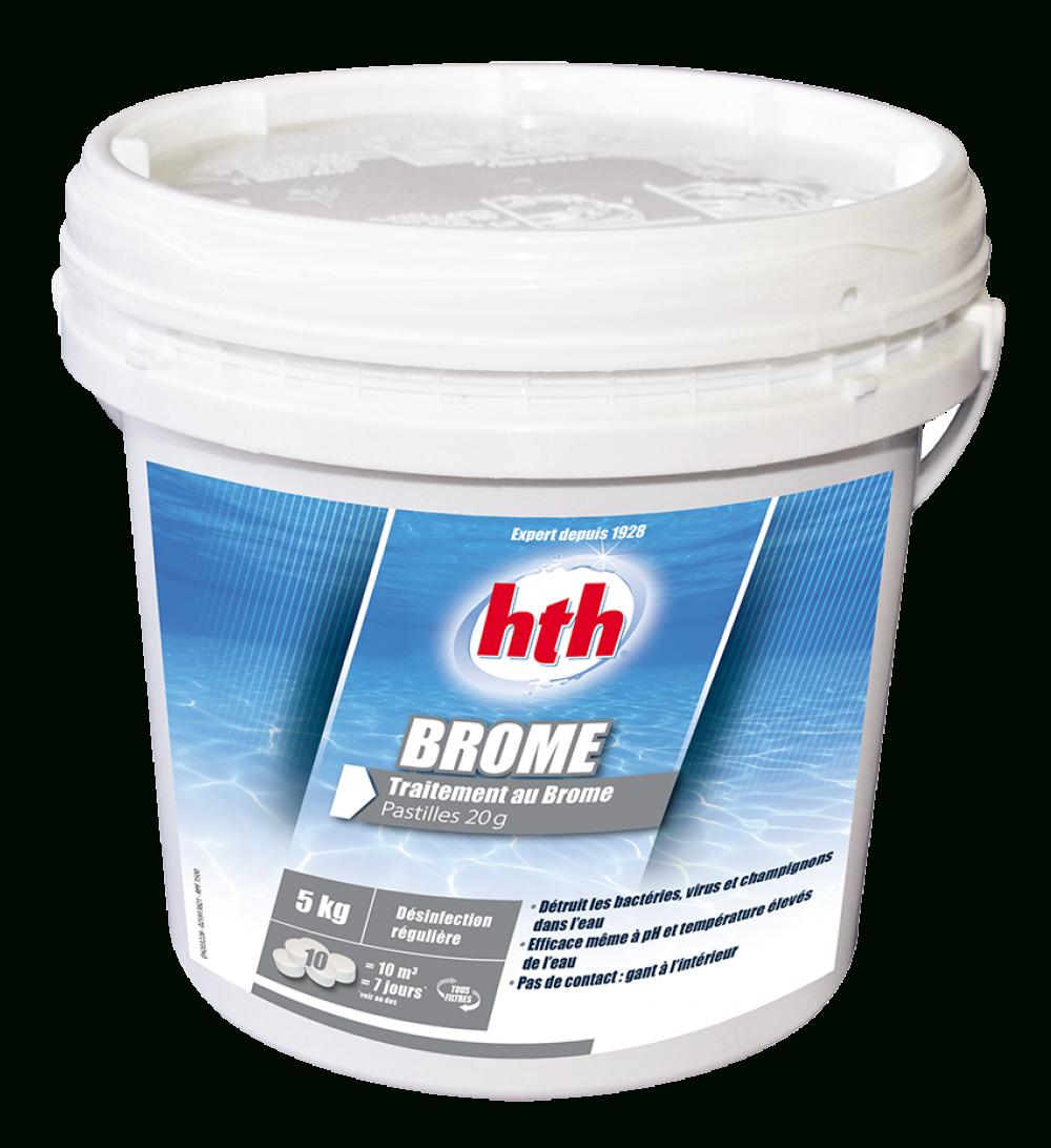 Hth Brome destiné Produit Piscine Hth