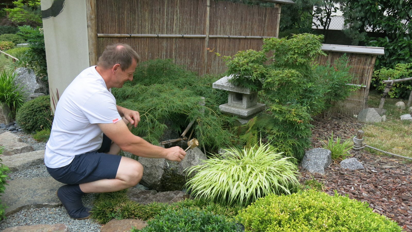 Insolite. [Diaporama] Un Havre De Paix Japonais En Plein ... destiné Jardin Japonais Alsace