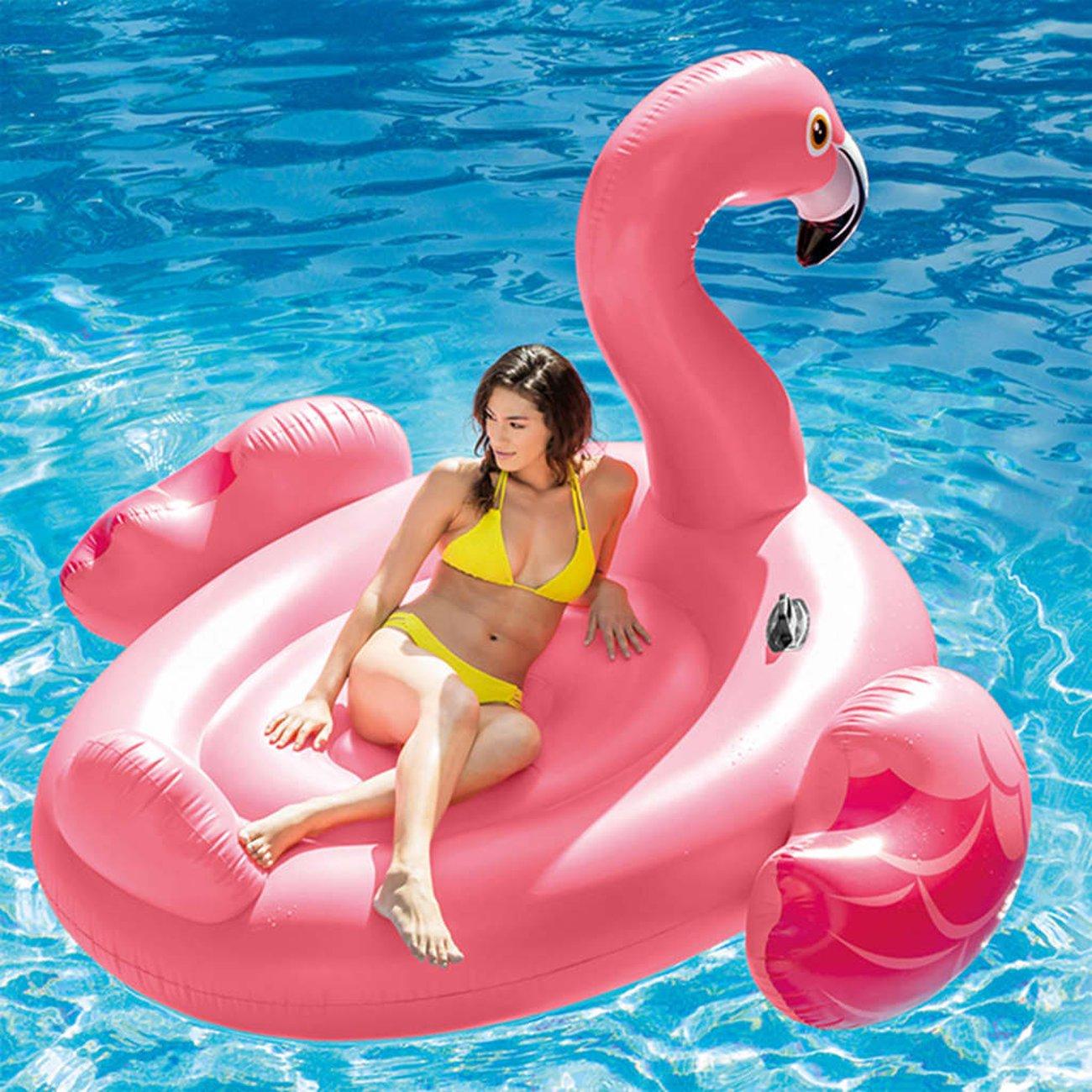 Intex Intex Bouée De Piscine Mega Flamingo Island 56288Eu à Boué Piscine