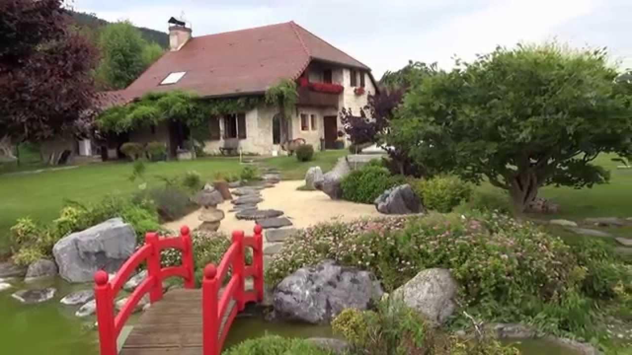 """Jardin Japonais """"paradi-Zen"""" dedans Jardin Japonais Alsace"""