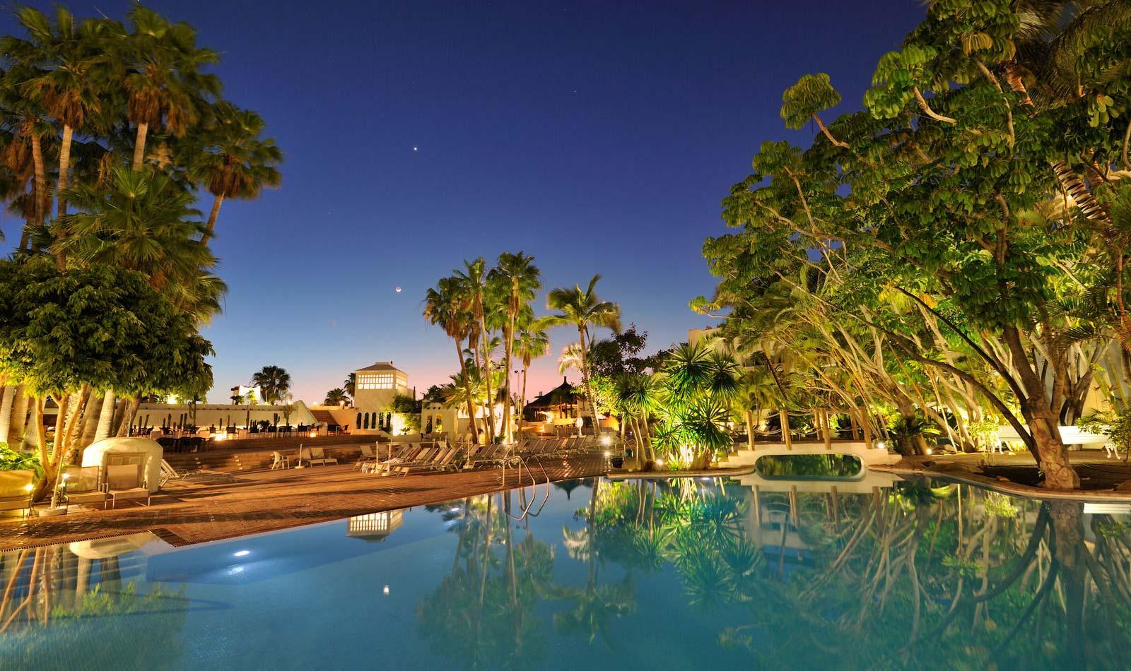 Jardin Tropical Bei Cluburlaub.de avec Jardin Tropical Tui Tenerife