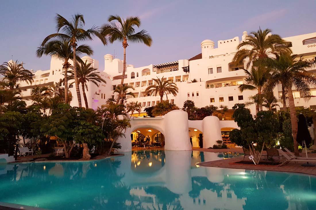 Jardin Tropical – Traumhotel In Costa Adeje, Teneriffa ... à Jardin Tropical Tui Tenerife