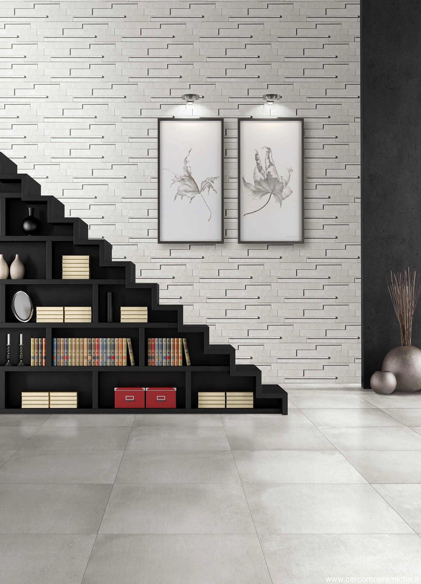 Kollektion: Gravity – Steinzeug In Betonoptik | Cercom Ceramiche avec Cercom Gravity Dust 80X80