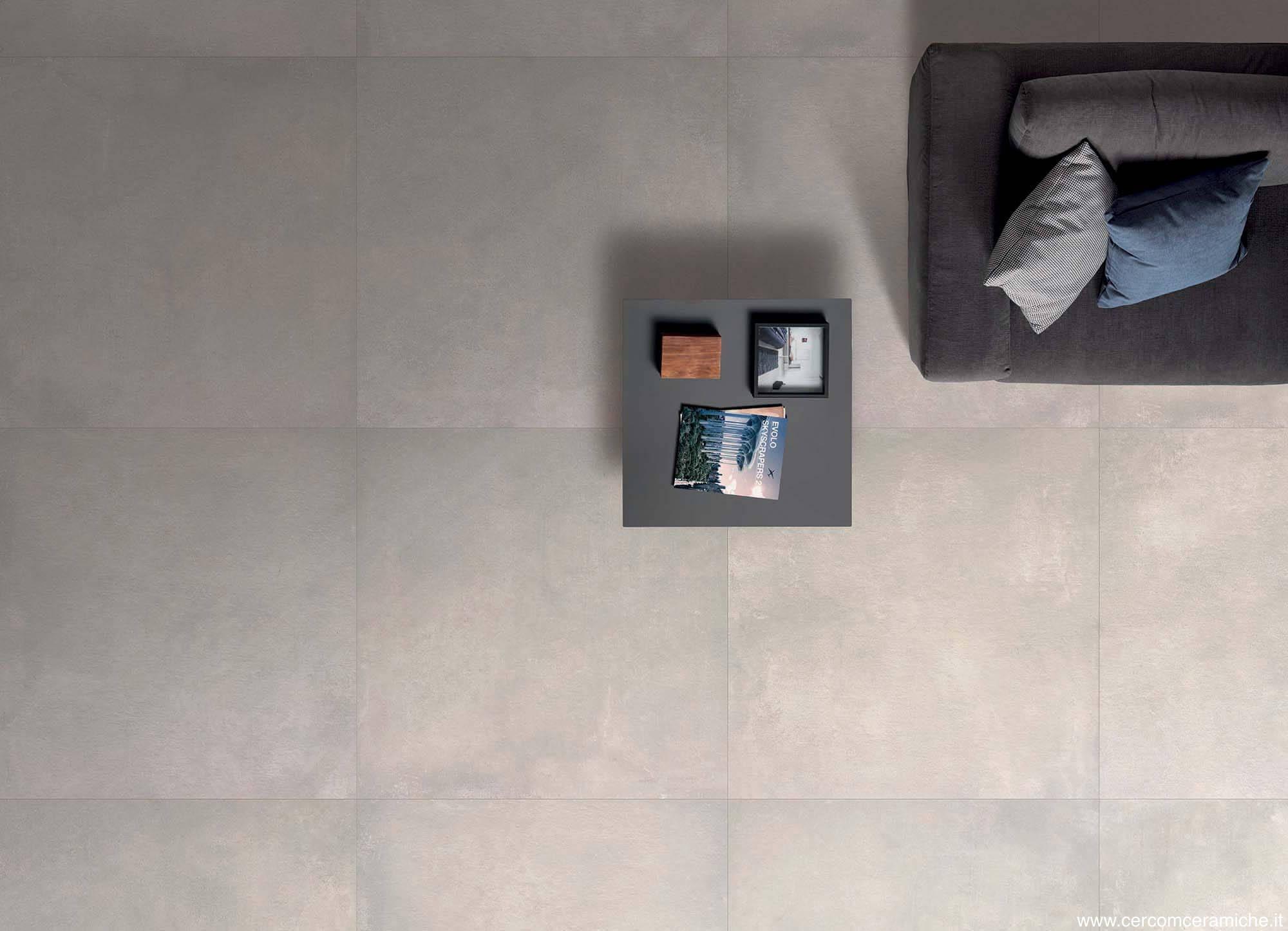 Kollektion: Gravity – Steinzeug In Betonoptik | Cercom Ceramiche tout Cercom Gravity Dust 80X80