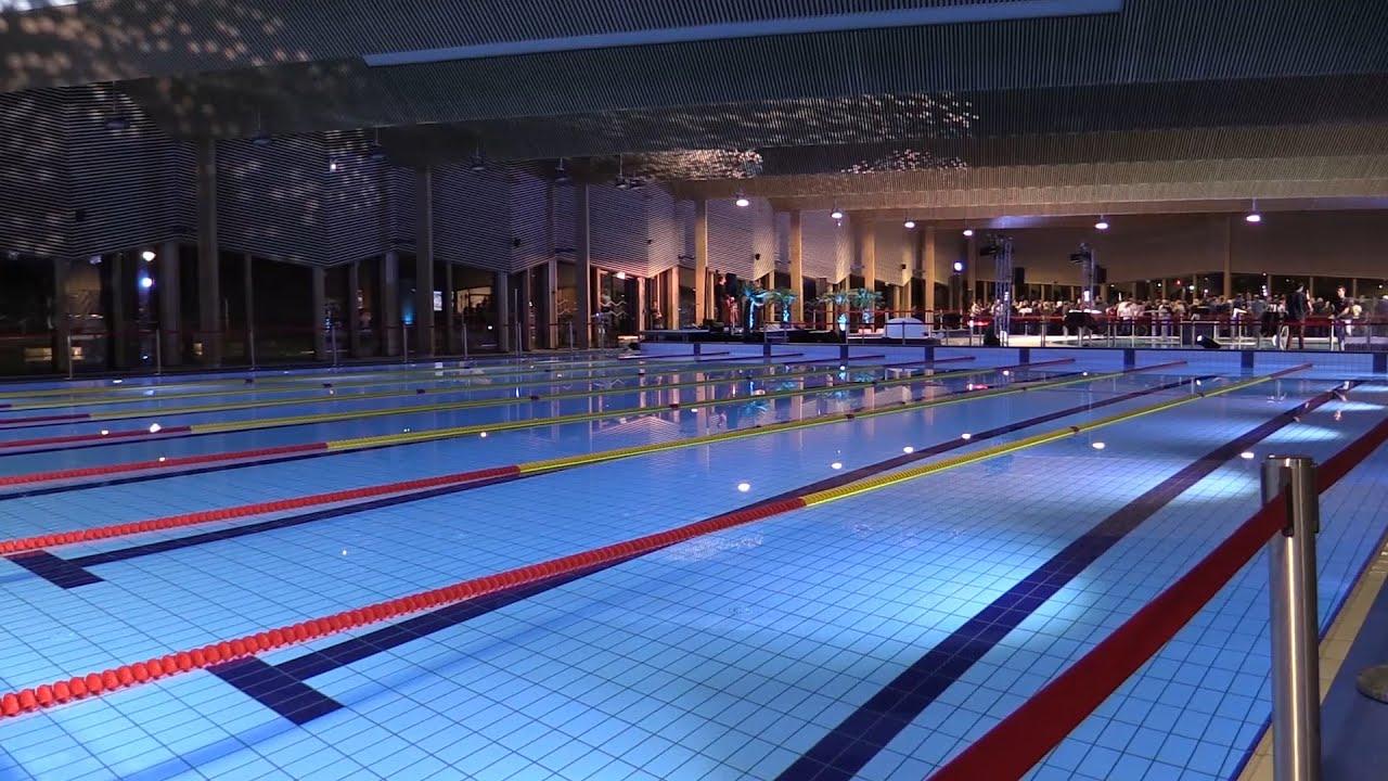 La Nouvelle Piscine Aqualudique Du Stade Chambéry pour Piscine Chambéry