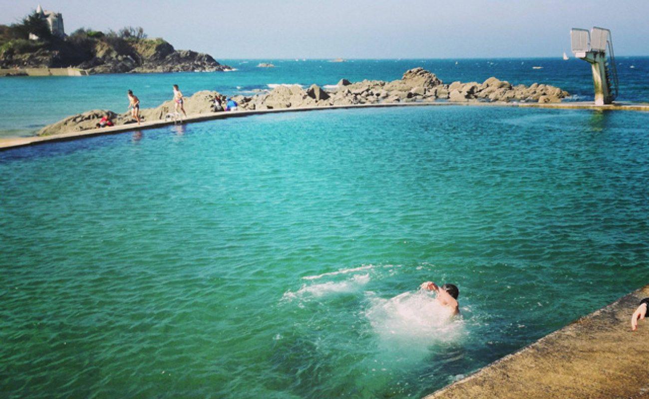 La Piscine D'eau De Mer intérieur Piscine Eau De Mer