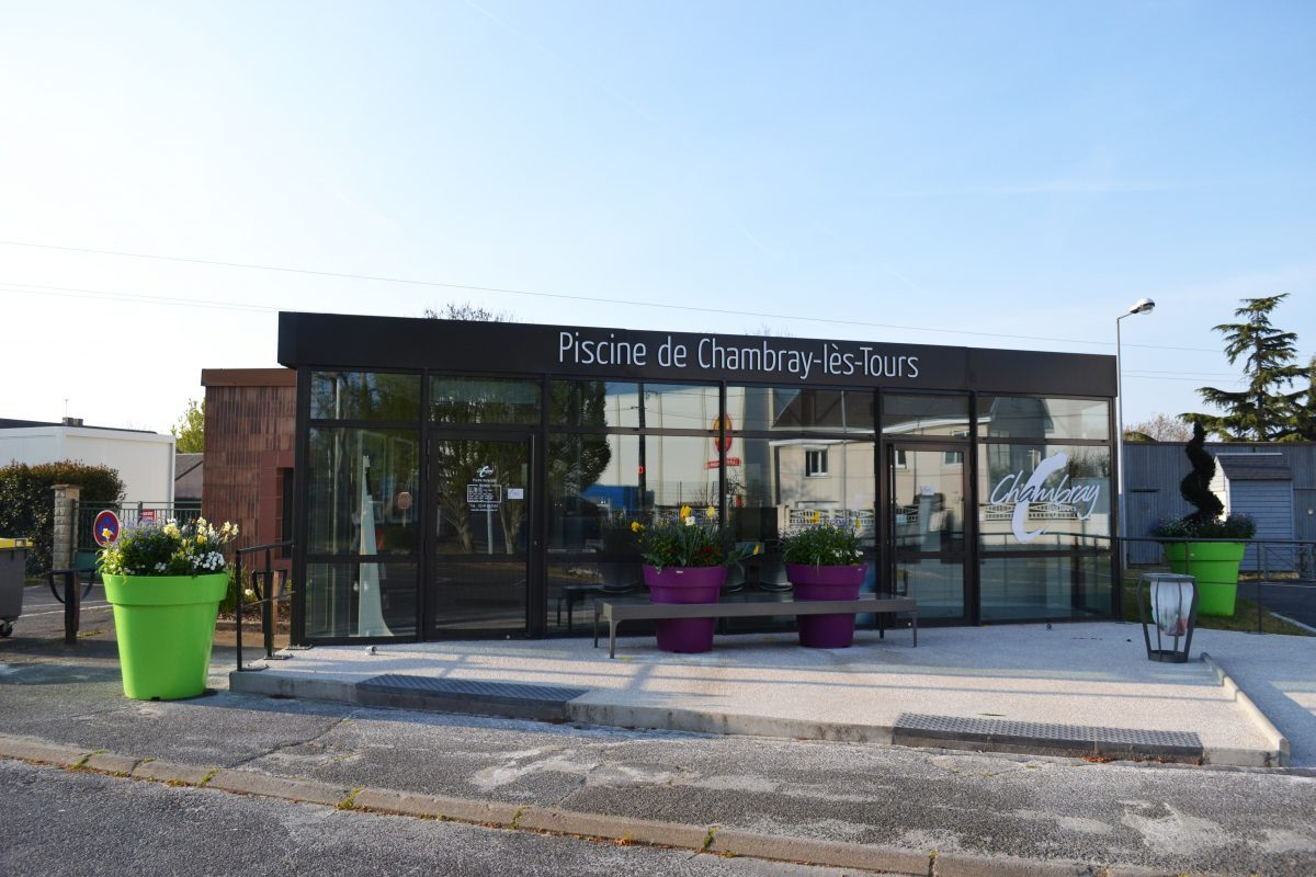 La Piscine En Mode Estival - Chambray-Lès-Tours encequiconcerne Piscine Chambray Les Tours