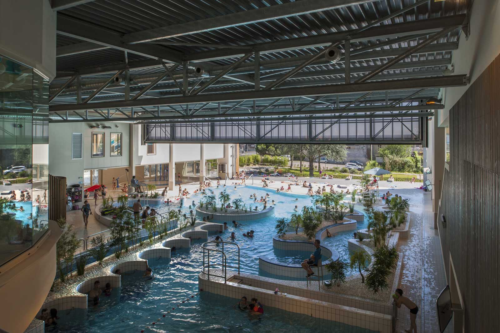 La Piscine - Espace Aquatique - Ville De Brive à Piscine De Brive La Gaillarde Brive La Gaillarde