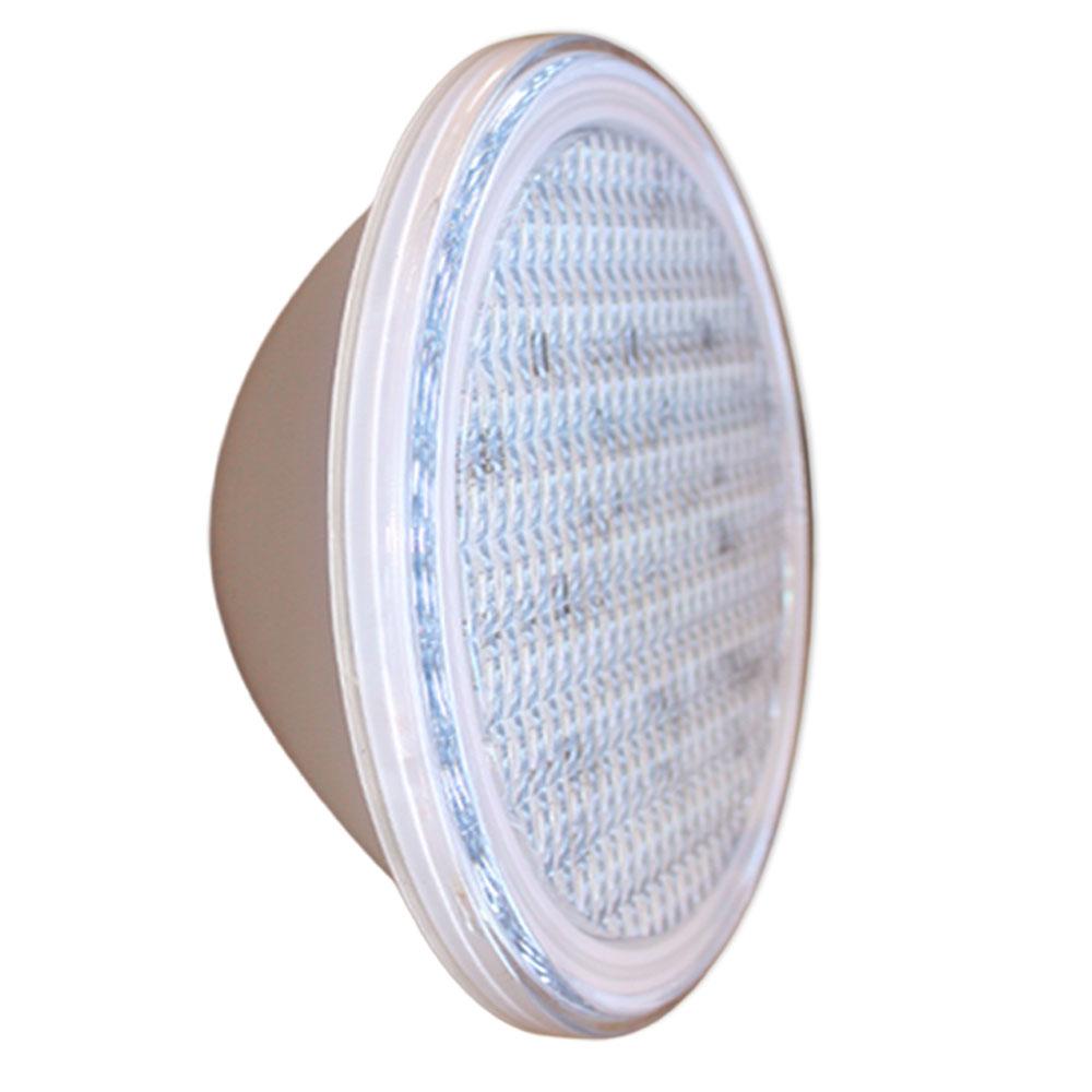Lampe Piscine Led Basse Conso, 20W Par-56 Lumière Blanche à Projecteur Led Piscine Par 56