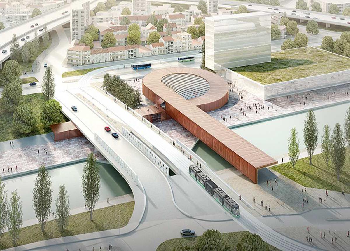 Lancement De La Piscine Olympique Du Pont De Bondy | Est ... dedans Piscine De Noisy Le Sec