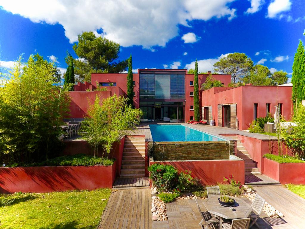 Languedoc Location Villa De Luxe Montpellier Avec Piscine Privée destiné Piscine Privée Montpellier