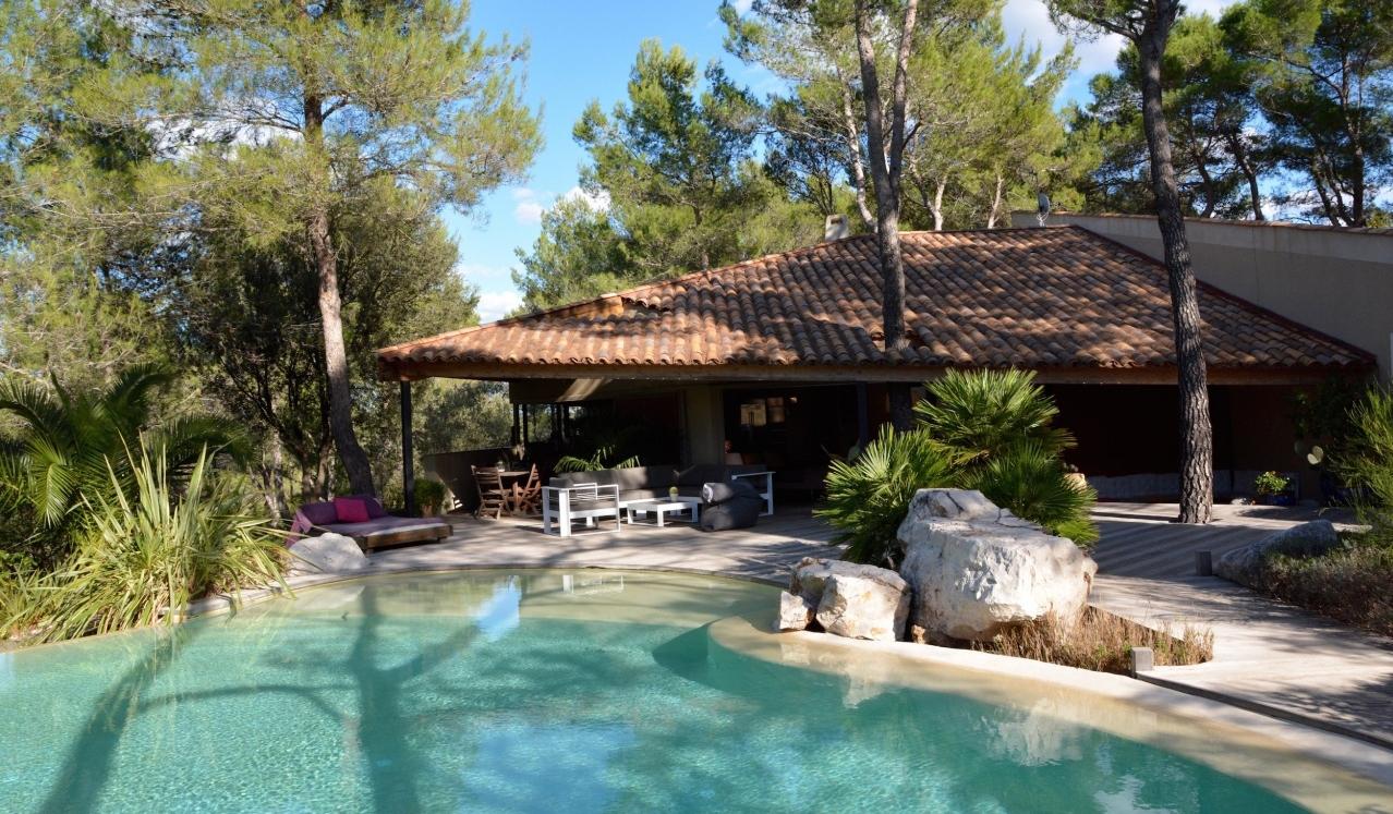 Languedoc Location Villa Montpellier Avec Piscine Privée concernant Piscine Privée Montpellier