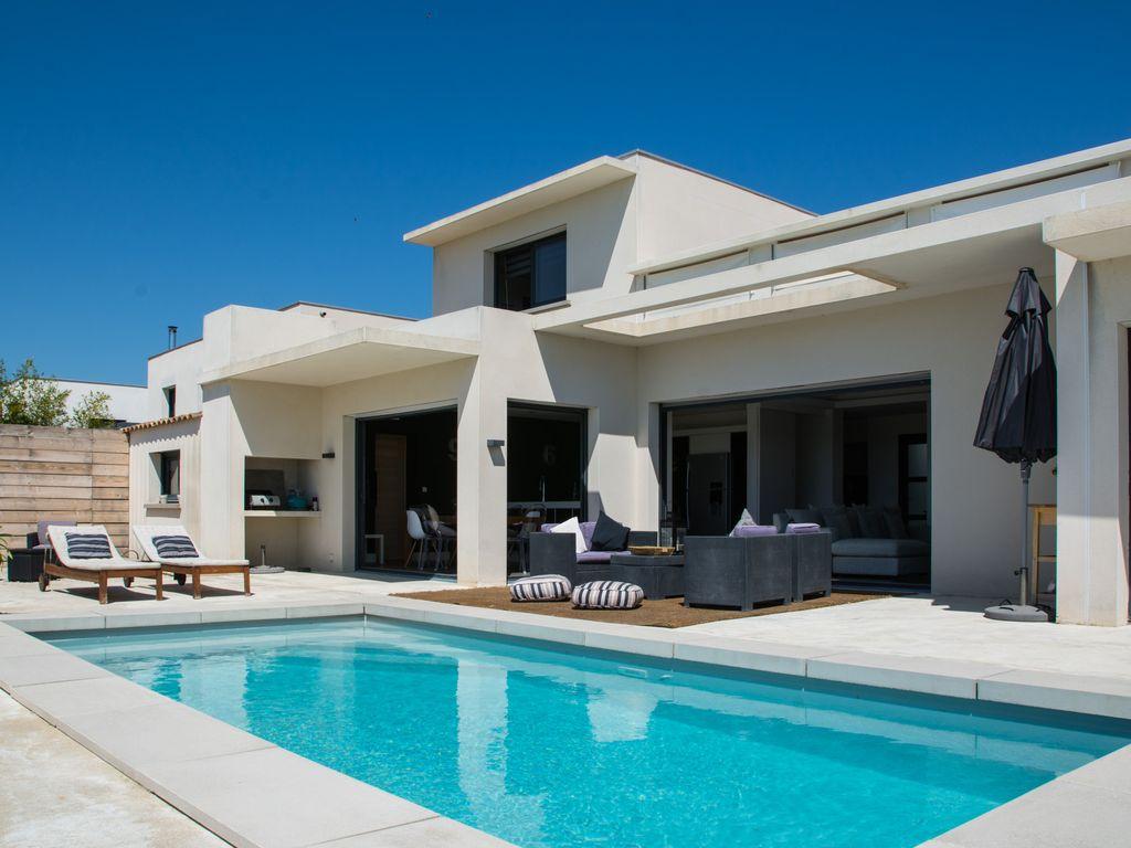 Languedoc Roussillon Location Villa Montpellier Avec Piscine Privée destiné Piscine Privée Montpellier