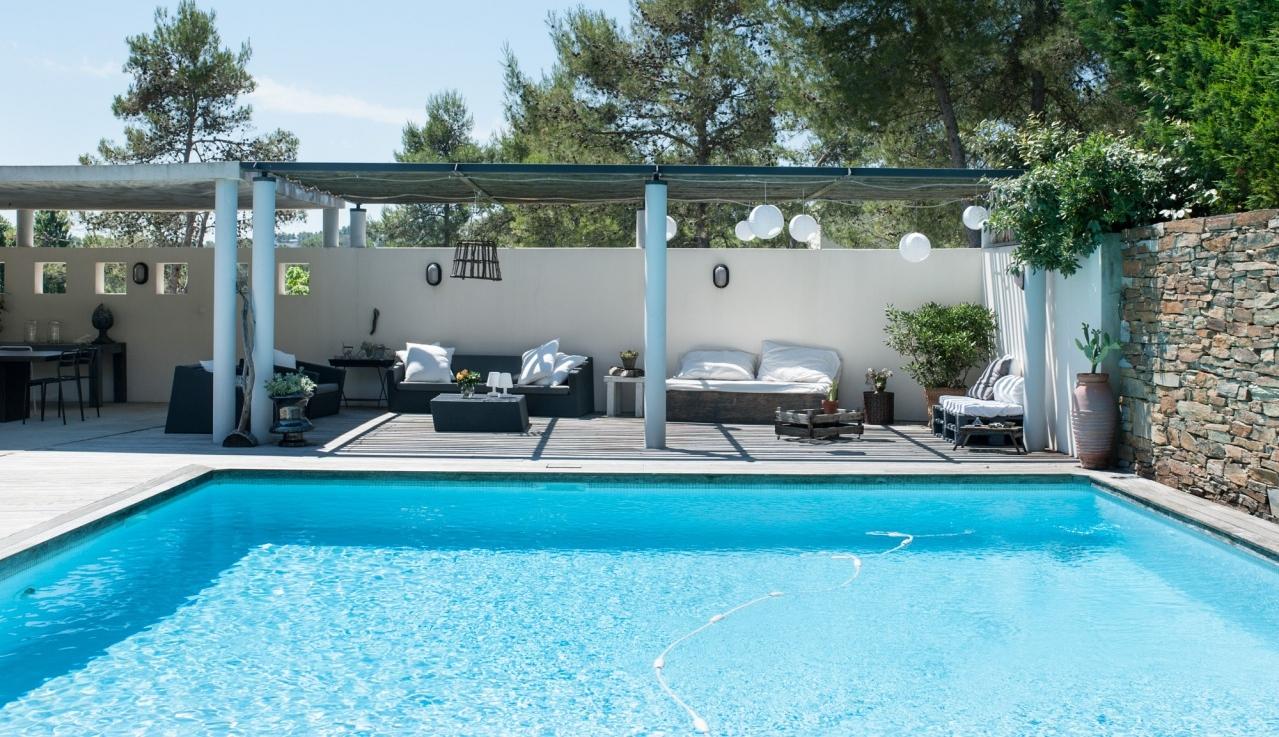 Languedoc Roussillon Location Villa Montpellier Avec Piscine Privée pour Piscine Privée Montpellier