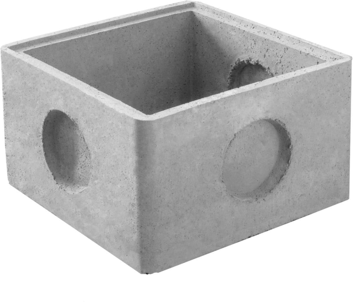 Legouez - Regard Béton Avec Emboîtement Rm 50 - 50X50X30 Cm ... pour Regard Beton 50X50