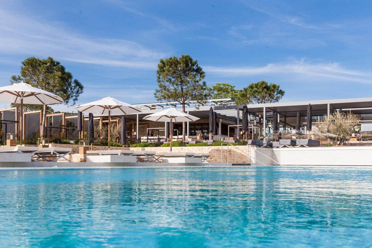 Les 8 Meilleurs Hôtels Avec Vue Sur Montpellier concernant Hotel Piscine Montpellier