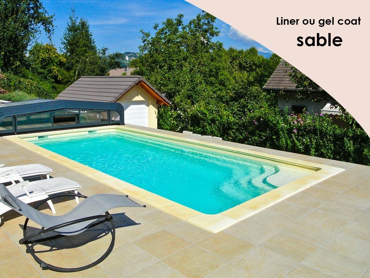 Liner-Sable-Piscine - Savoie Piscines & Spas intérieur Piscine Liner Sable