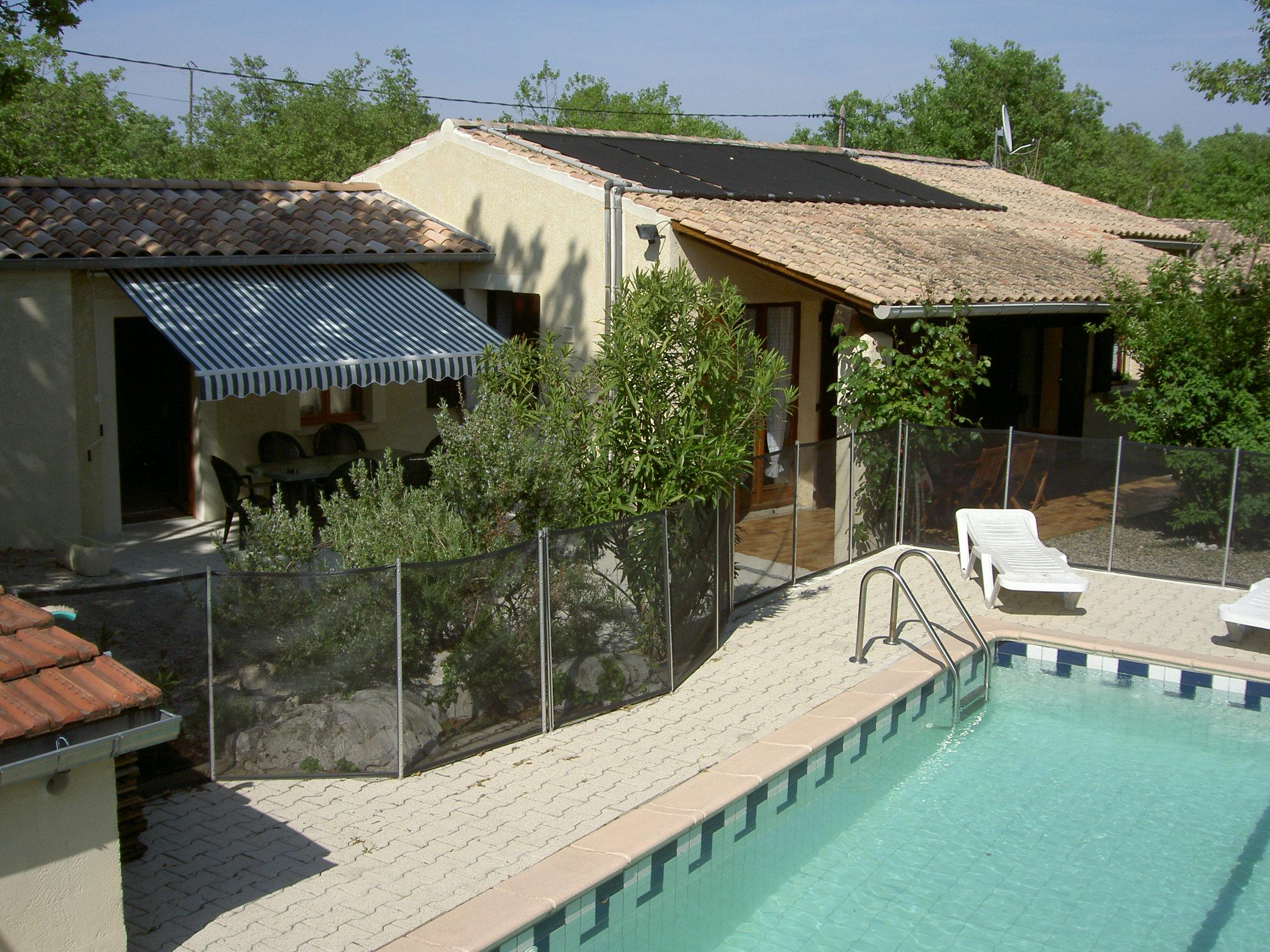 Location De Gîte Avec Piscine -Le Mas Dolder , Ardèche ... tout Location Maison Avec Piscine Ardeche Particulier