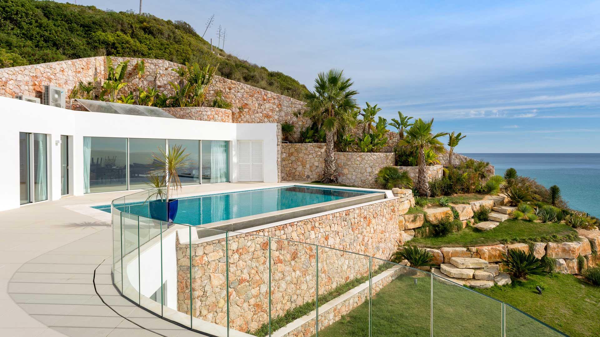 Location Villa De Luxe Algarve Portugal: Le Top pour Location Maison Portugal Piscine