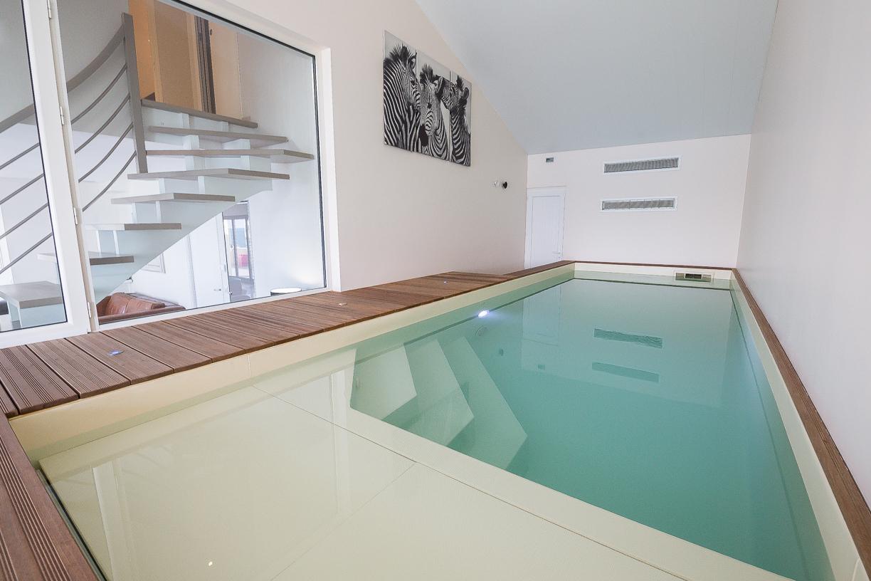 Location Villa De Vacances Avec Piscine Intérieure Et Spa destiné Location Avec Piscine Couverte